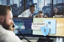 office services, data security